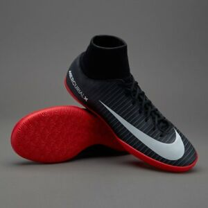 low cost 161af 20010 Image is loading Nike-MercurialX-Victory-VI-DF-IC-Soccer-Shoes-
