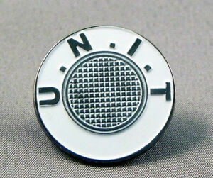 UNIT DR WHO PIN BADGE NEW - <span itemprop='availableAtOrFrom'>barnsley, South Yorkshire, United Kingdom</span> - UNIT DR WHO PIN BADGE NEW - barnsley, South Yorkshire, United Kingdom