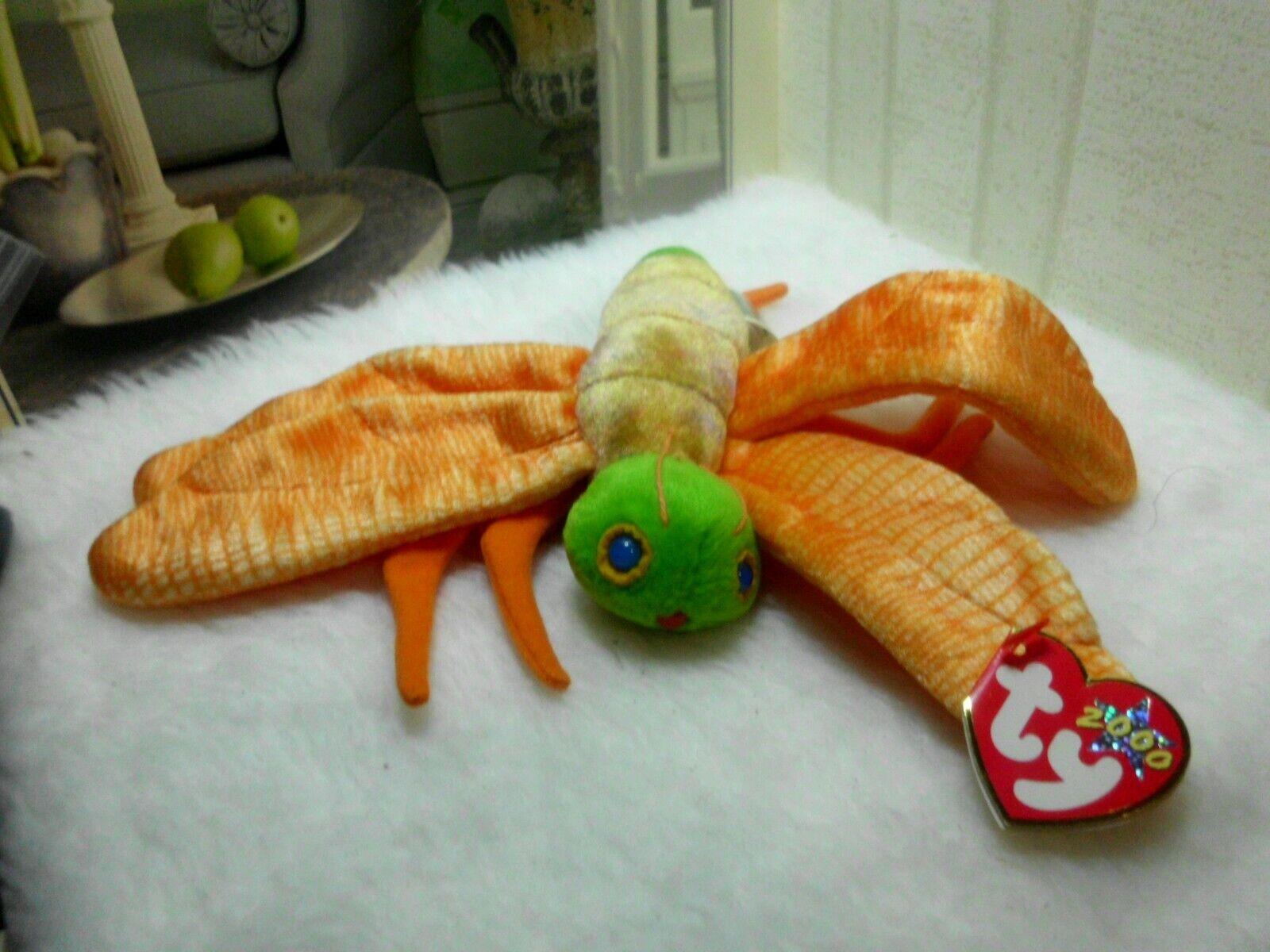 Ty Beanie Baby Glow The Lightning Bug For Sale Online Ebay