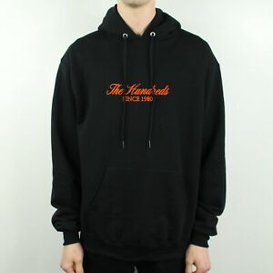 Hundreds X l xl Embroidery Size About The – Black In Champion Hoodie Sweatshirt M Rich Details dsQrCxht