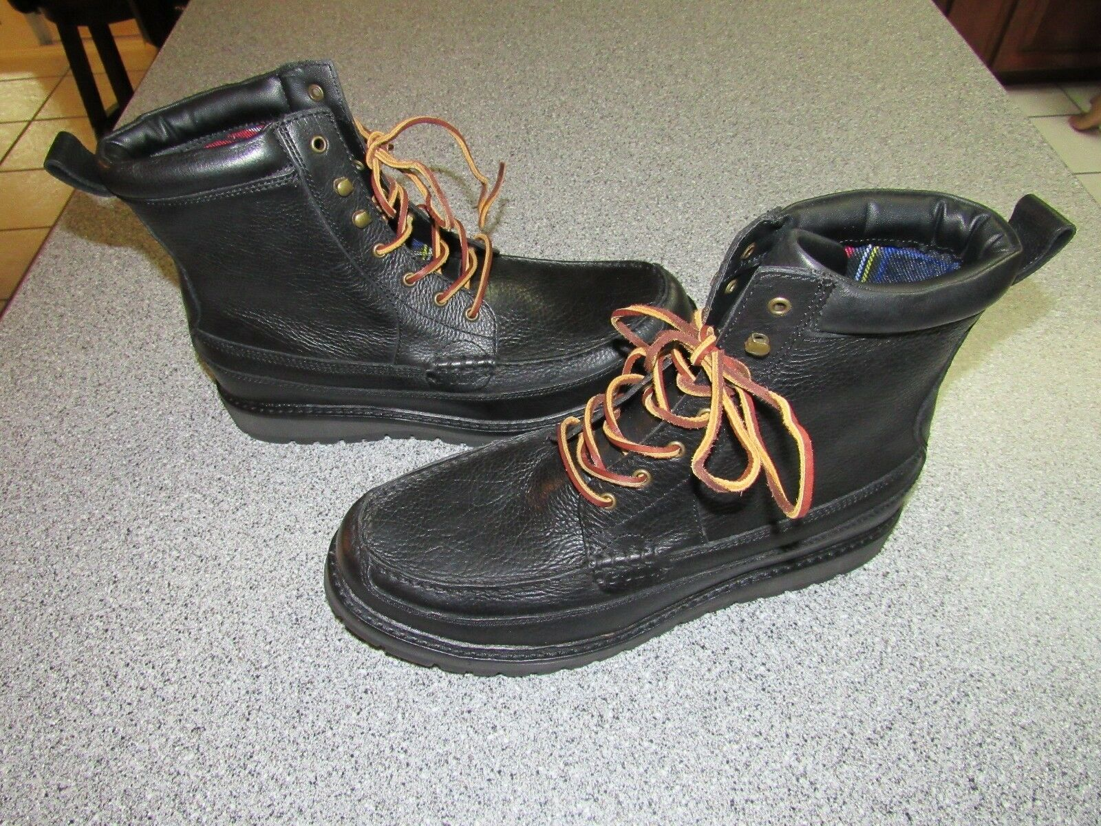 NWOB POLO RALPH LAUREN WILLINGCOTT BOOTS SIZE 13D BRAND NEW WITHOUT BOX