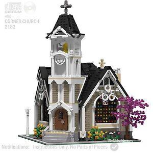 CD-Corner-Church-Modular-PDF-Book-Custom-Lego-Instructions-CC-Corner-56
