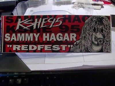 K-SHE 95 Real Rock Radio Sticker     K-SHE KSHE  BRAND NEW