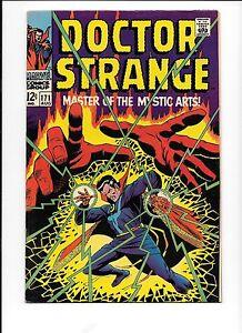 Doctor-Strange-171-August-1968