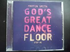 MARTIN  SMITH  -  GOD´S GREAT DANCE FLOOR ,  STEP 01 , CD 2013 , POP WORSHIP
