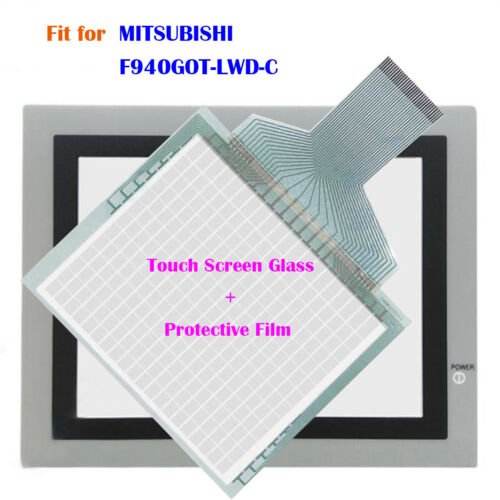 for MITSUBISHI F940GOT-LWD-C Protective Film F940GOTLWDC Touch Screen Glass