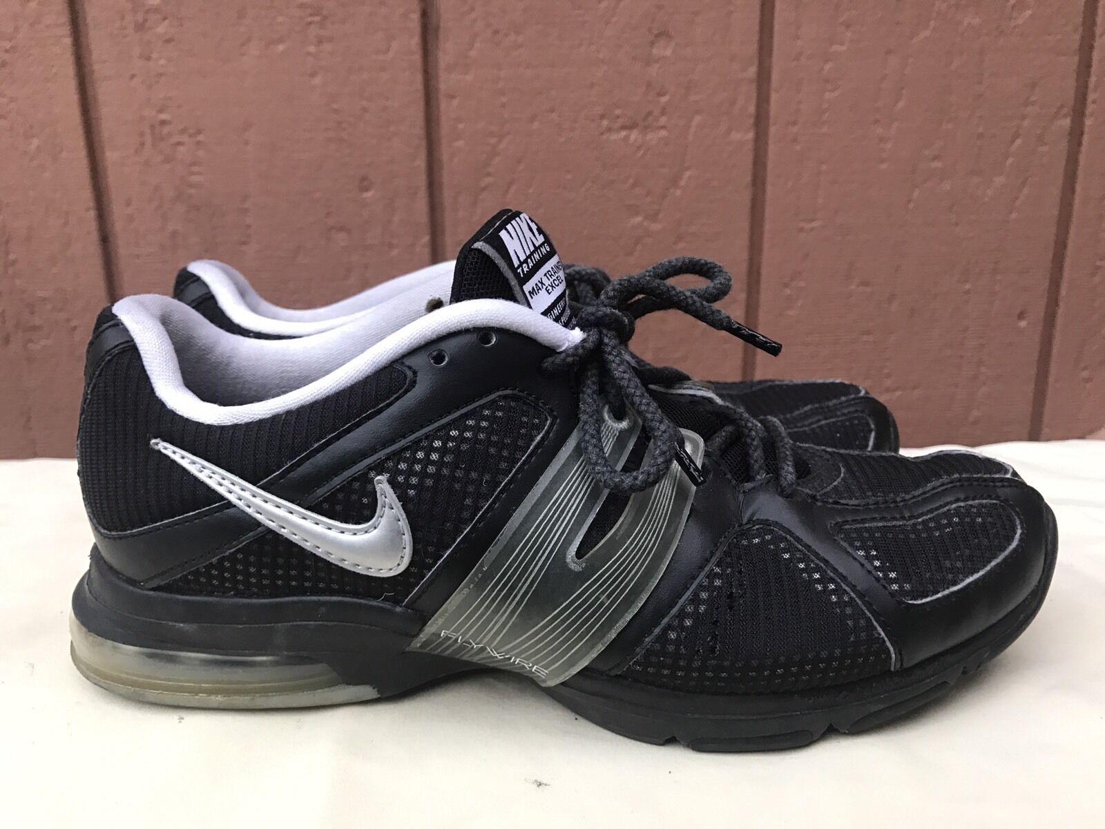 Nike air max, allenatore di 429663-010 excel scarpe femminili ci sz 6,5 nero | Tocco confortevole  | Sig/Sig Ra Scarpa