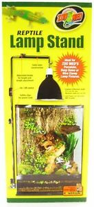 Zoo Med Reptile Lamp Stand Large Ebay