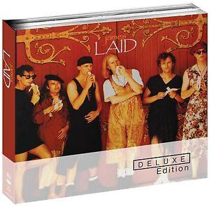 James-gelegt-Limited-Deluxe-Edition-2-CD-NEU