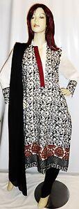 Shalwar-kameez-black-white-salwar-pakistani-designer-stitched-sari-abaya-uk-18