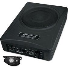 ESX Quantum Q 202A - 20cm Untersitz Aktiv Subwoofer 200 W. Bass Bassbox Q202A