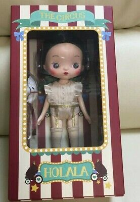 HOLALA DOLL COCO Circus Double Joker Fairy town Figure collection Limited