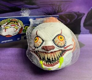 Madballs-Horror-Balls-Series-Stephen-King-It-Pennywise-Clown-Kidrobot-New-Sealed