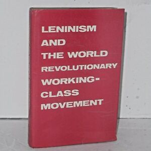 Leninism-and-the-World-Revolutionary-Working-Class-Movement-1971-USSR