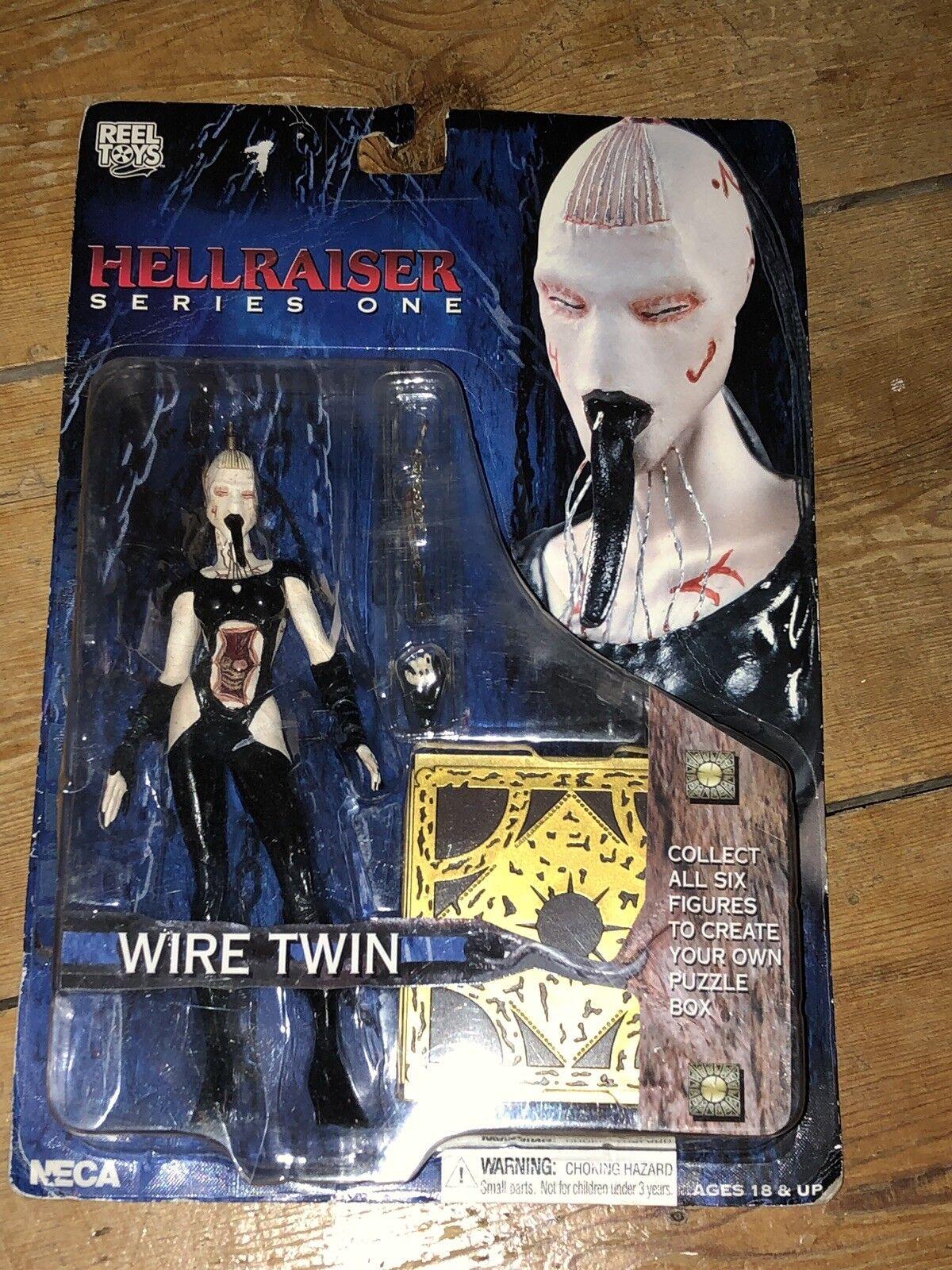 NECA Hellraiser Series 1 Hilos Twin afhrs 1 2