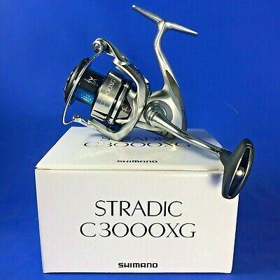Shimano Stradic C3000XG Spinning Reel 6.4 1 Gear Ratio STC3000XGFL