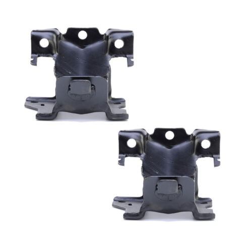 Anchor New 2PCs Engine Motor Mount Set For Chevrolet Silverado 3500 HD LT LTZ