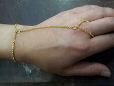 baciamano  gioiello  BAGNO oro  BACIA MANO bracelet hand kiss