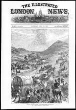 1879 THE ZULU WAR - 80th Regiment Soldier Camp Zulu Border Soldiers (138)
