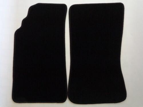 1990-2005 NB Bj Teppichmatten schwarz Nadelfilz für Mazda MX-5 Typ NA