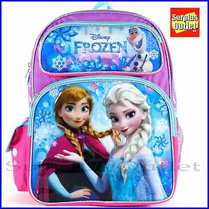 Frozen Backpack Disney Frozen Elsa ANNA Olaf