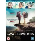 a Walk in The Woods Robert Redford Nick Nolta Emma Thompson E1 UK 2016 DVD