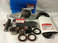 Genuine Honda Acura V6 Complete Timing Belt Kit With Water Pump Factory Parts