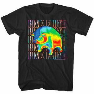 Pink-Floyd-Psychadelic-Floating-Pig-Mens-T-Shirt-Animals-Rock-Concert-Tour-Merch
