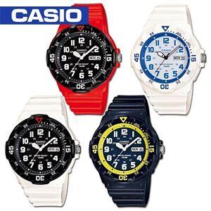 Casio-Reloj-MRW200HC-Divers-Estilo-Eleccion-de-4-Disenos-vendedor-del-Reino-Unido