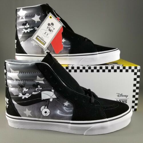 Hommes Crazy Salut Mickey Mouse Shoes Avion 90e Sk8 Taille