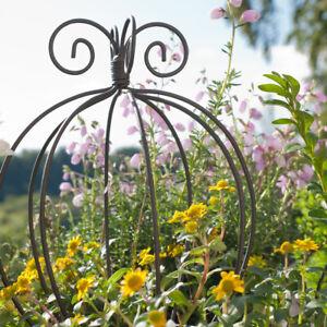 Beliebt Mini Rankhilfe Blumentopf Rosen Metall Rankgestell Kletterhilfe NC24