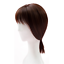 miniature 15 - Us-st-Fashion-hairpiece-topper-replacement-women-top-Synthetic-hair-with-bang