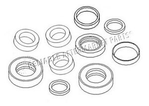 837625M91 New Lift Hydraulic Cylinder Seal Kit made to fit ...