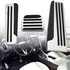 3pcs Sport Foot Rest Pedal For Infiniti G25 G35 G37 Q50 Q60 EX25 QX50 QX70 US