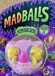 THEY'RE BACK BABY!!! SWINE SUCKER PIG MADBALLS UGLY TOYS SERIES 2 2017 TCFC MOC!