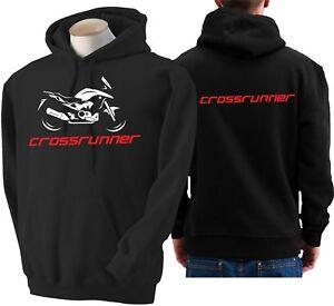 capuchon Crossrunner Hoodie Honda fiets Moto sweater voor Sudadera met sweatshirt xwUY4w