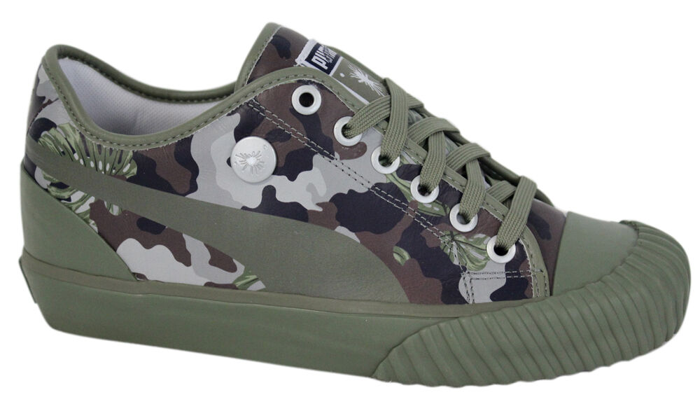 Puma MY 86 Camo Mikhalayashiro Ltd. Edition Camo 86 Hombre Lace Up Trainers 358451-01 D62 4ff600