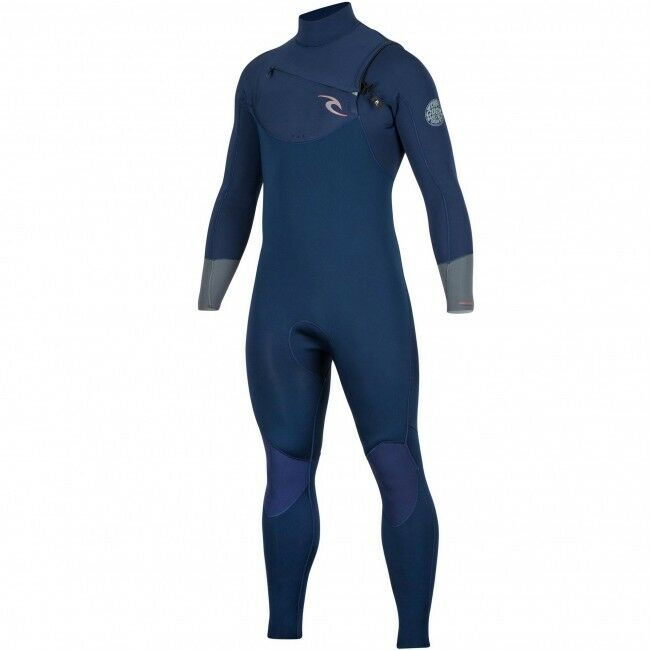 RIP CURL Men's 4 3 DAWN PATROL CZ Wetsuit - Navy -Size Med   NWT  LAST ONE LEFT