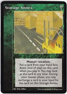 Camarilla Edition Information Highway Master VTES V:TES