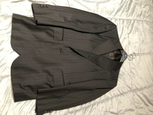 Oxxford Pinstripe Suit 40S