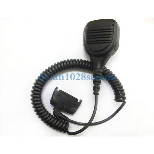 2pcs Handheld Shoulder Microphone Speaker Mic for EADS THR880 THR880I Radio