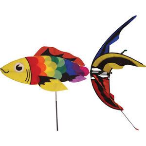 Rainbow-Koi-Fish-Staked-Wind-Spinner-PR-25436