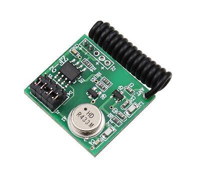 ZF2-4K 433MHz 12V Funksender Fernbedienung für Lernfähiger Universal Empfänger