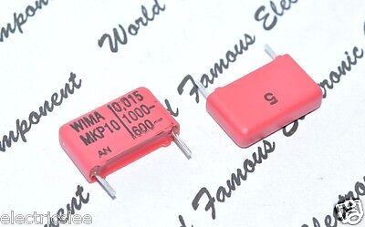 10pcs-WIMA FKP2 0.015uF 100V 2.5/% pitch:5mm Capacitor 0,015µF 15nF
