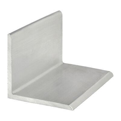 8020 T Slot Aluminum Angle 2.5 x 2.5 x .188 x 48 8226 N
