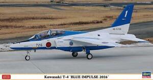 Hasegawa-07442-1-48-Kawasaki-T4-Bleu-Impulse2016-Neuf