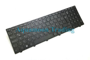 "Dell Inspiron 15-3000 3541 15.6/"" US Black Keyboard w//Cable KPP2C GRADE A"