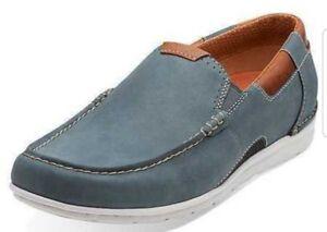 Unido Reino H Ungraysen hombre Free Ajuste Denim 9 Tamaño Zapatos formales 5 para Clarks 1qzgRax