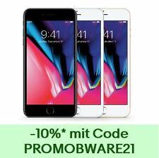 APPLE IPHONE 8 256GB - Ohne Vertrag - Ohne Simlock - Smartphone - Wie Neu