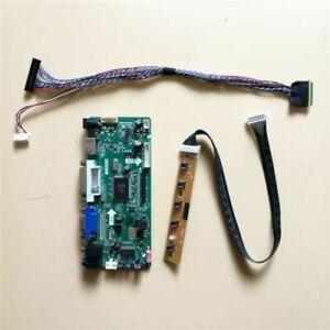 E3 LCD Screen Driver Controller Board HDMI+DVI+VGA M.NT68676.2 For LP141WX1 TL